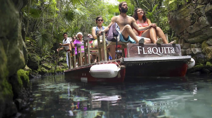 Ríos, Cenotes y Ríos Subterráneos en Xcaret