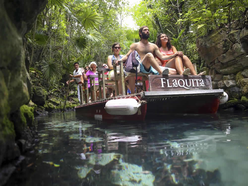R 237 Os Cenotes Y R 237 Os Subterr 225 Neos En Xcaret Turimexico