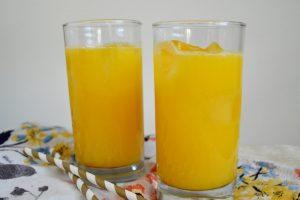Receta Agua de Mango