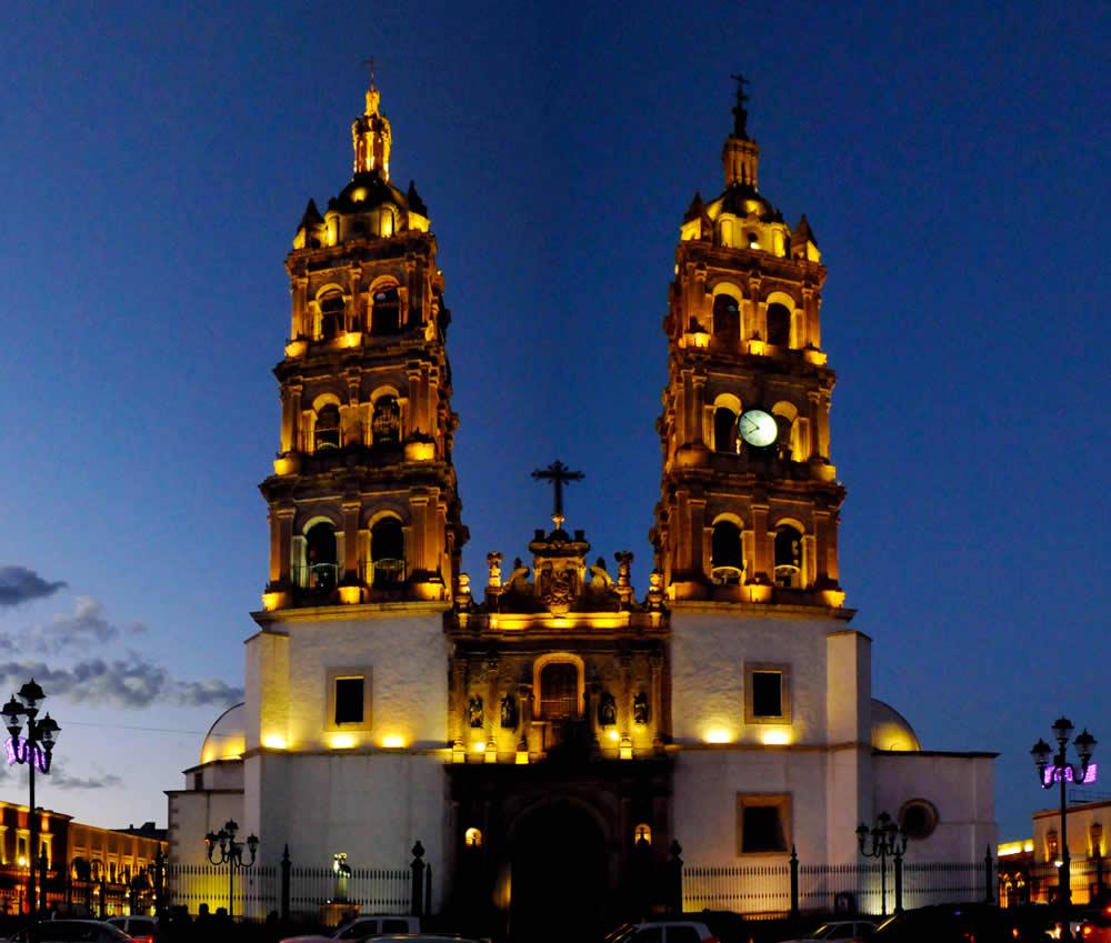 Catedral de Durango, de las más bonitas de México