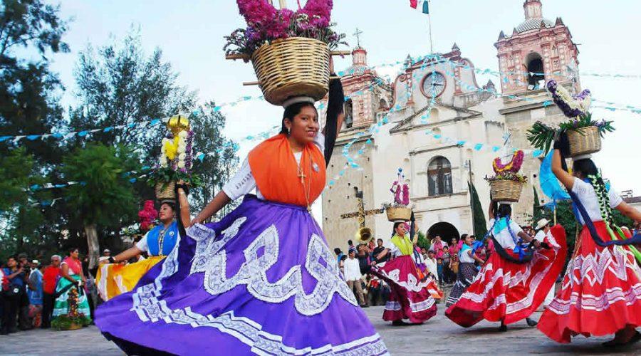 Celebraciones en Tlacolula, Oaxaca