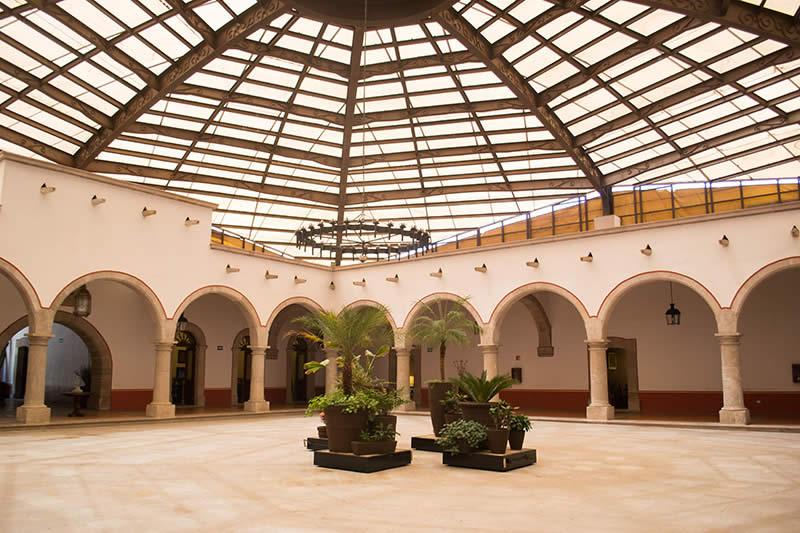 Ex Hacienda la Ferrería en Durango