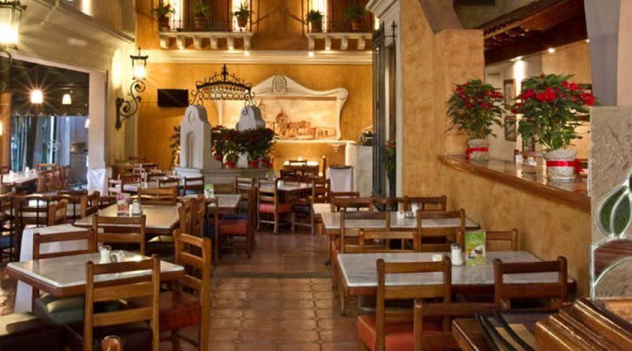 Hotel Gobernador en el Centro Histórico de Durango