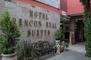 Hotel Rincón Real Suites en Durango