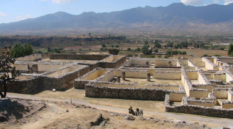 La Herencia Cultural de Yagul en Oaxaca