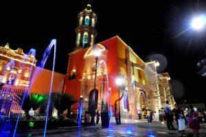 Plaza de Armas y Plaza Fundadores en Durango