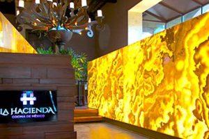 Restaurante La Hacienda en el Hotel Gobernador, Durango