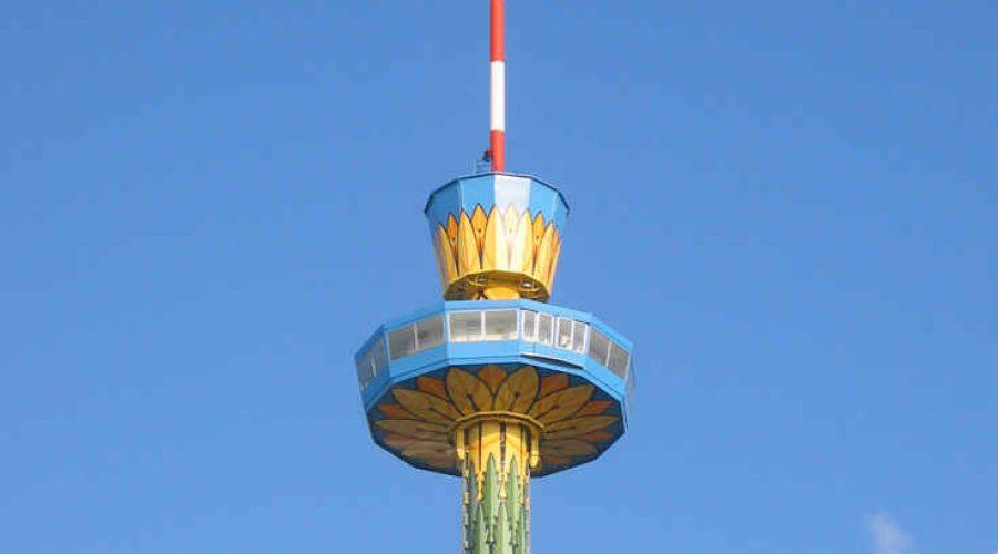 Torre Escénica en Xcaret