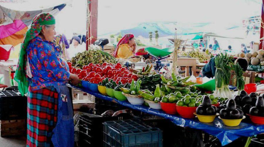 Visitando el Tianguis Dominical en Tlacolula, Oaxaca