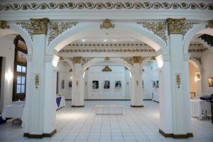 Centro Cultural Teatro García Carrillo en Saltillo, Coahuila