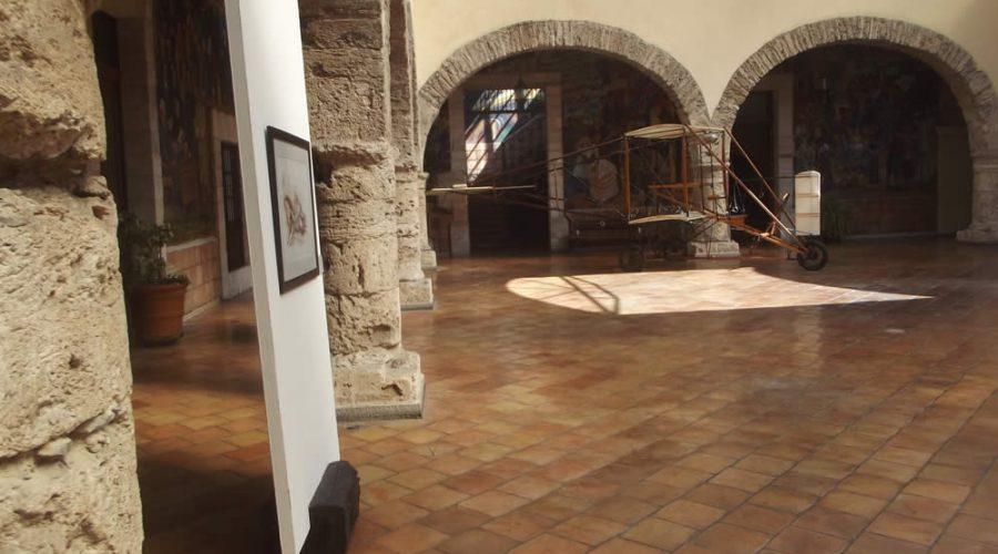 Centro Cultural Vito Alessio Robles, Coahuila