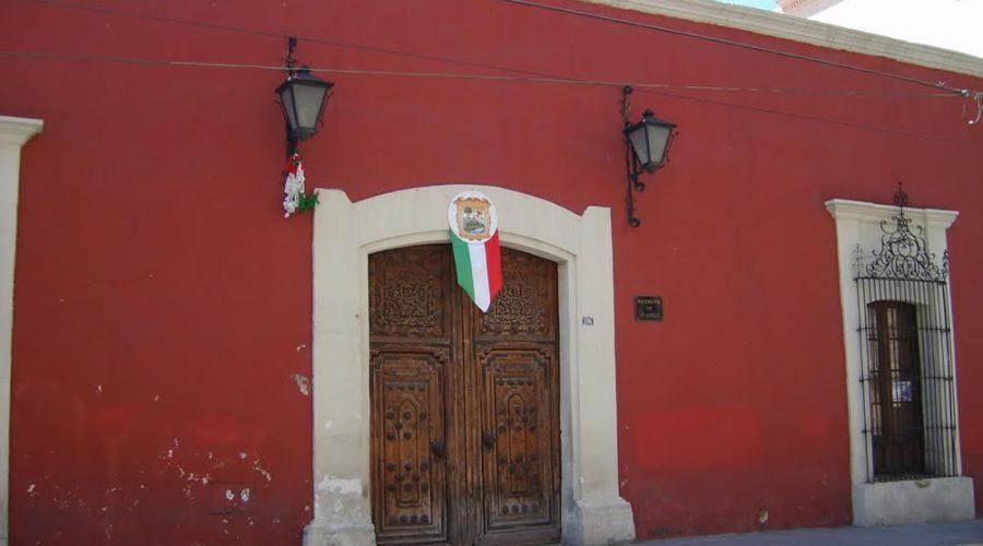 El Recinto de Juárez, Coahuila