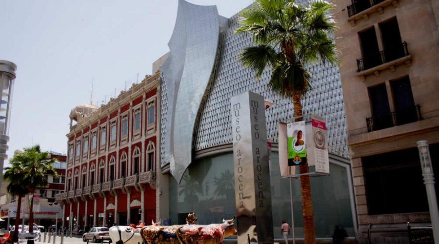 Museo Arocena en Coahuila