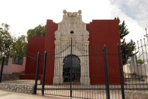 Museo Capilla Landín, Coahuila