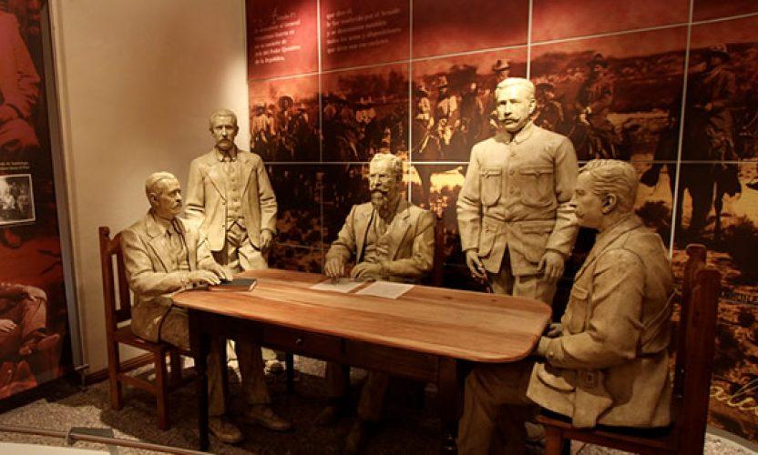 Museo Venustiano Carranza en Cuatro Ciénegas, Coahuila