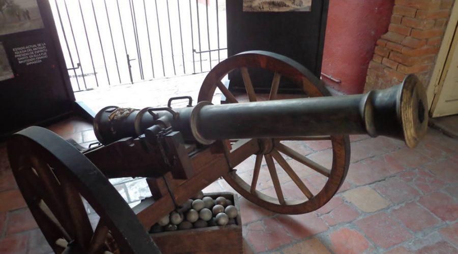 Museo de la Batalla de La Angostura, Coahuila