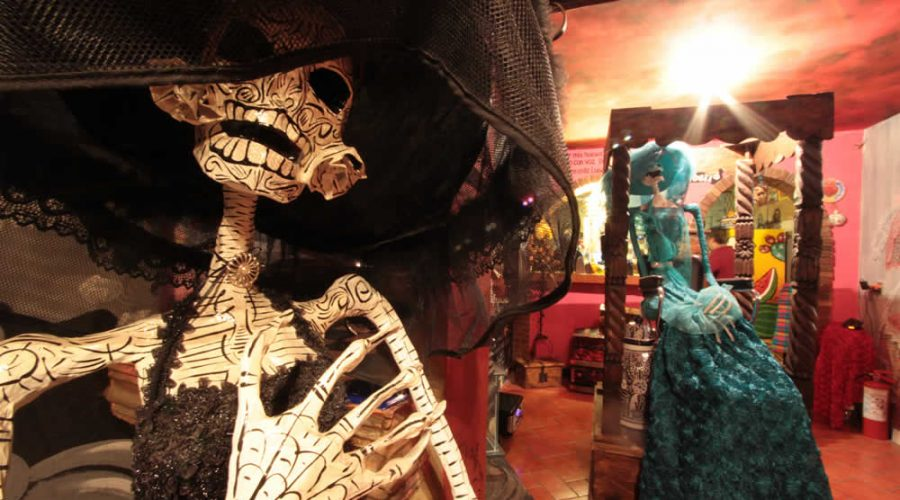 Museo de la Katrina en Coahuila
