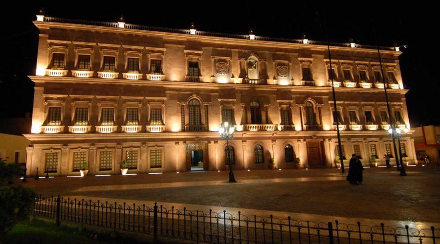 Museo del Palacio y Salas Carranza en Saltillo, Coahuila