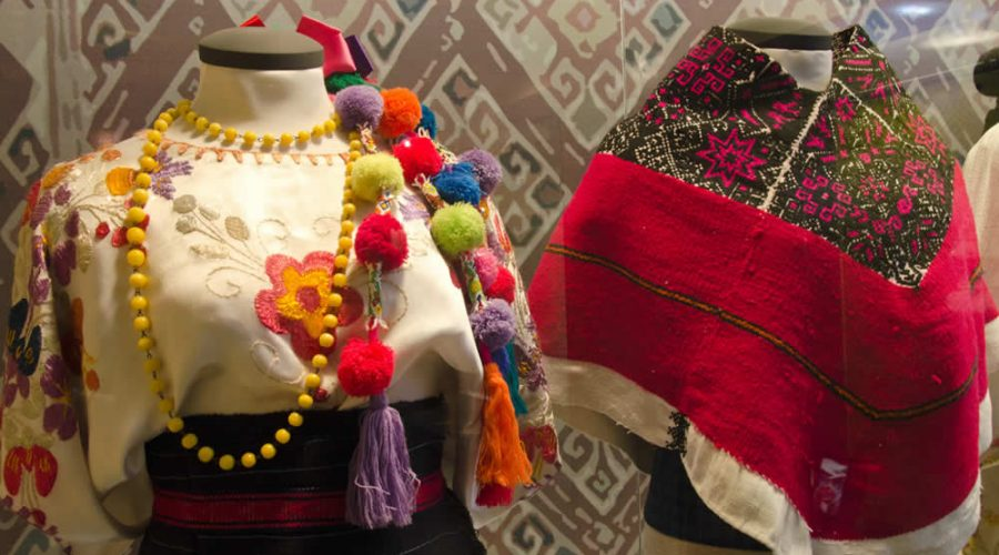 Museo del Sarape y Trajes Mexicanos en Saltillo, Coahuila