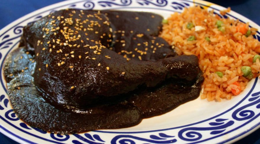 Receta Mole Michoacano