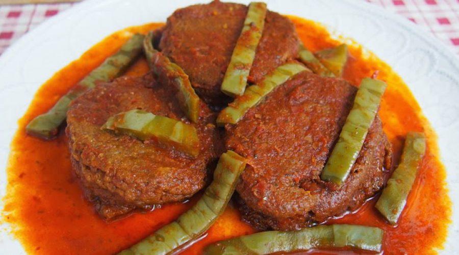 Receta Tortas de Camarón con Nopales