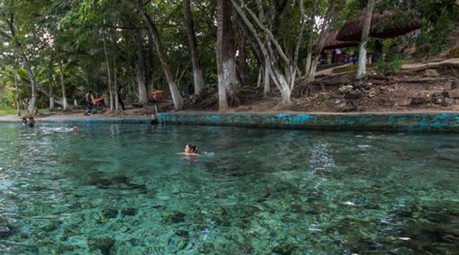 El Palmar y su encantador Balneario en Quintana Roo
