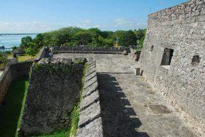Fuerte de San Felipe en Quintana Roo