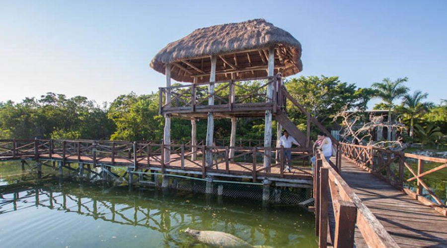 Laguna Guerrero en Quintana Roo