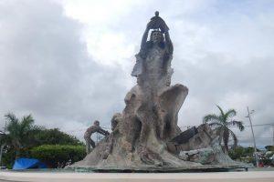 Parque del Renacmiento en Chetumal