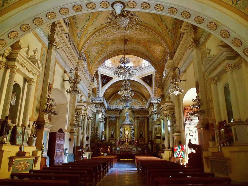 Basílica de Nuestra Señora de Guanajuato