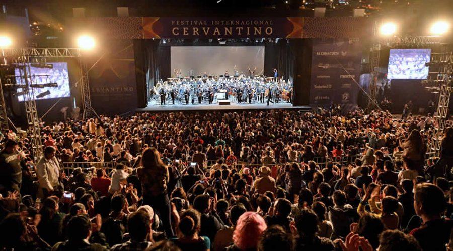 El Cervantino en Guanajuato