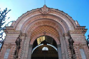 Mercado Hidalgo en Guanajuato