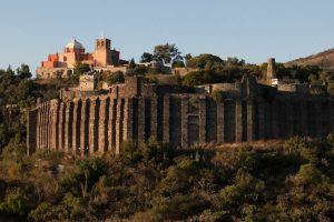 Mina de Rayas en Guanajuato