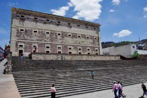 Museo Regional Alhóndiga de Granaditas en Guanajuato