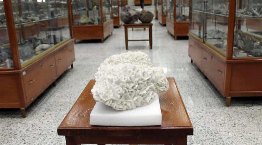 Museo de Mineralogía en Guanajuato