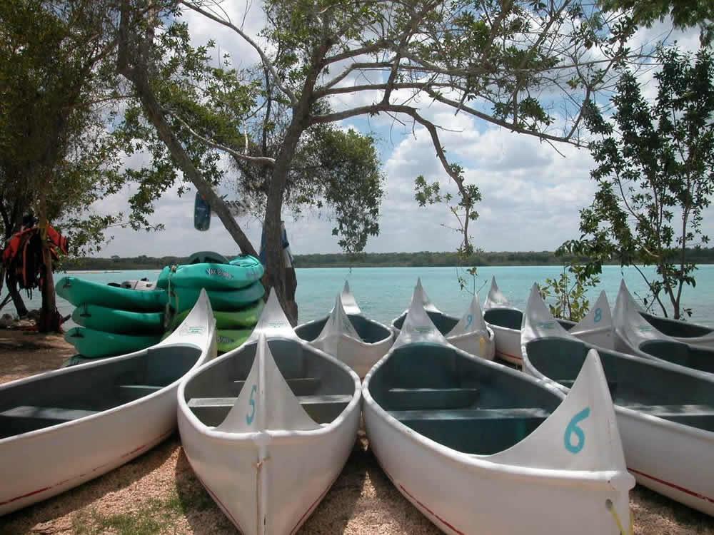 Parque Ecoturístico Uchben Kah en Quintana Roo