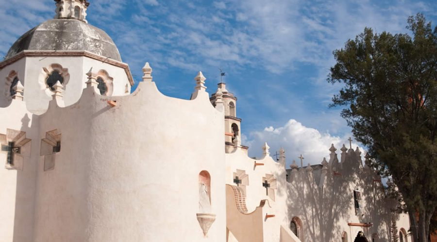 Parroquia de Atotonilco, Guanajuato