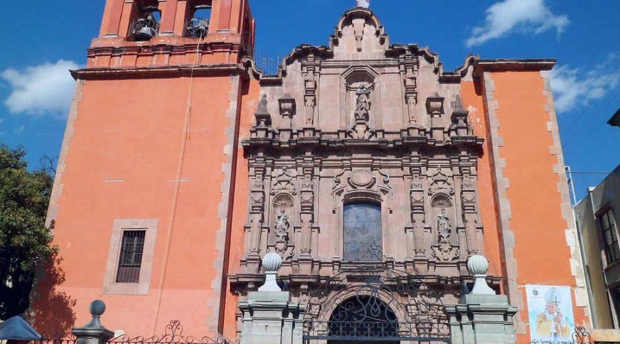 Parroquia de Belén en Guanajuato