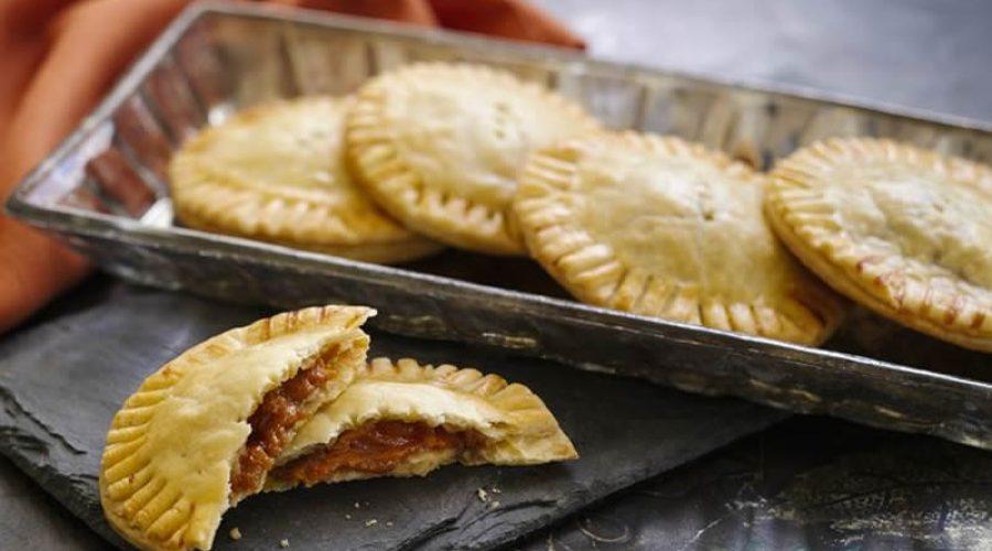 Receta Empanadas de Calabaza