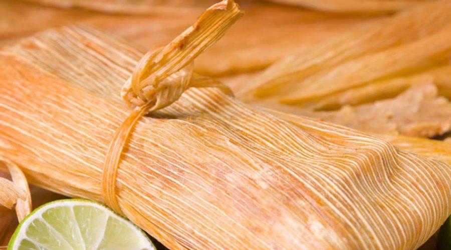 Receta Tamales Colorados