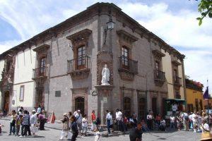 Casa de Ignacio Allende, Guanajuato