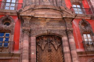 Casa del Mayorazgo de la Canal, Guanajuato