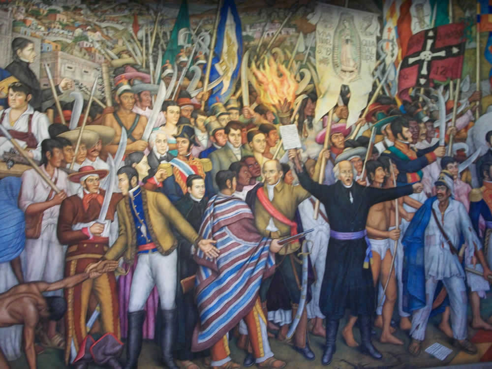 El Inicio de la Lucha de Independencia