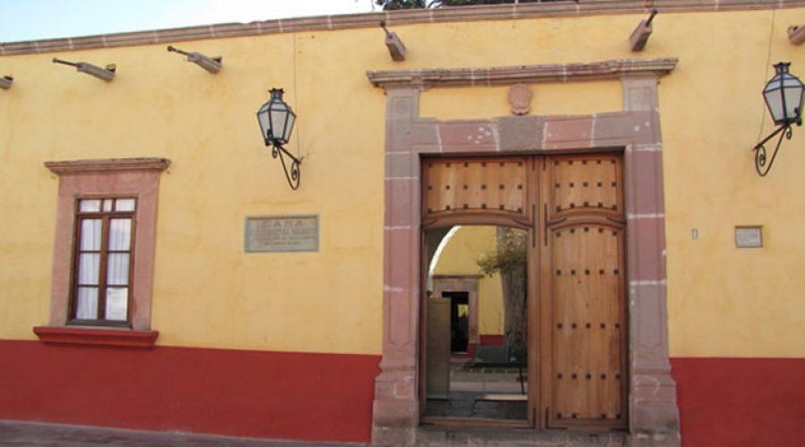 Museo Casa de Hidalgo, Guanajuato