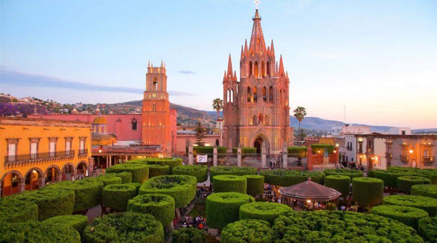 Parroquia de San Miguel Arcángel, Guanajuato