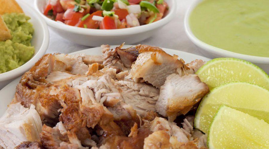 Receta Carnitas estilo Tlaxcala