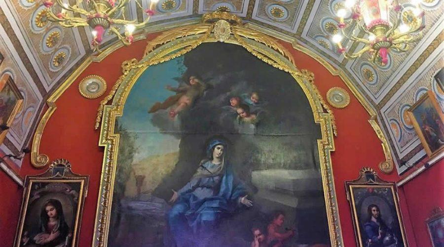 Capilla de los Dolores, Guanajuato