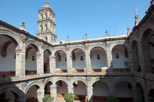 Claustro Agustino (Casa de la Cultura), Guanajuato