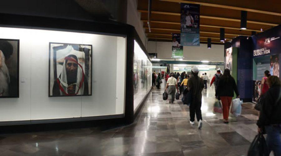 Galería de Arte del Sistema de Tren Ligero en Guadalajara