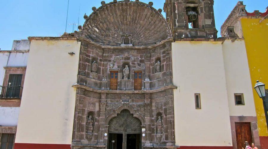 Iglesia de Nuestra Señora de la Salud, Guanajuato